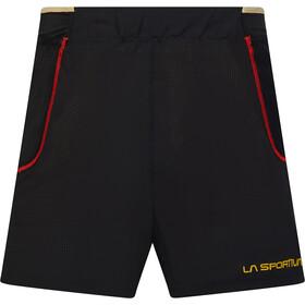 La Sportiva Freccia Shorts Men black/yellow